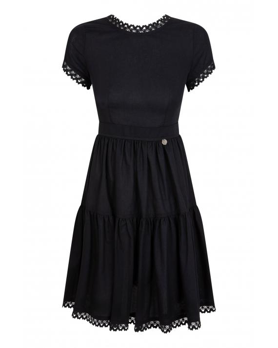 Sukienka Dicentra Black