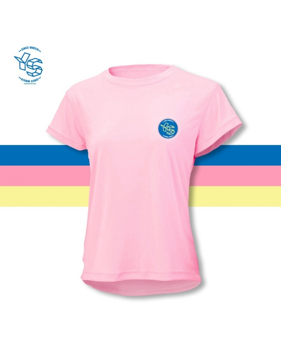 Baby Pink Tee